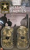 U.S. Army Walkie Talkies with Belt Clip