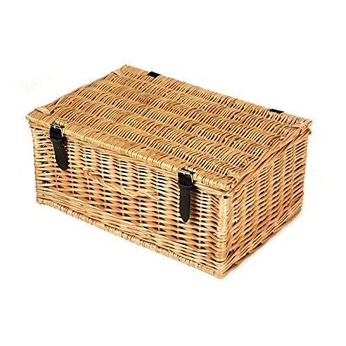 Wicker Gift Hamper Basket - Size 3
