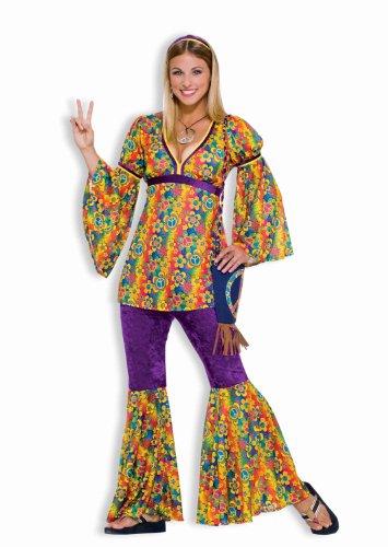 60's Generation Hippie Purple Haze