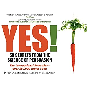 Yes! 50 Secrets from the Science of Persuasion Audiobook