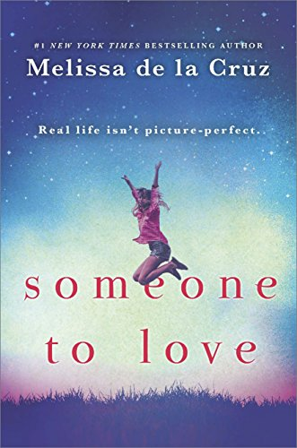 Book Cover: Someone to love