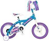 Mongoose Girls Perch 12-Inch Bike, Blue