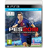 Pro Evolution Soccer 2018 - Premium Edition (PS3)