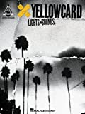 img - for YELLOWCARD LIGHTS AND SOUNDS (Guitar Recorded Versions) book / textbook / text book