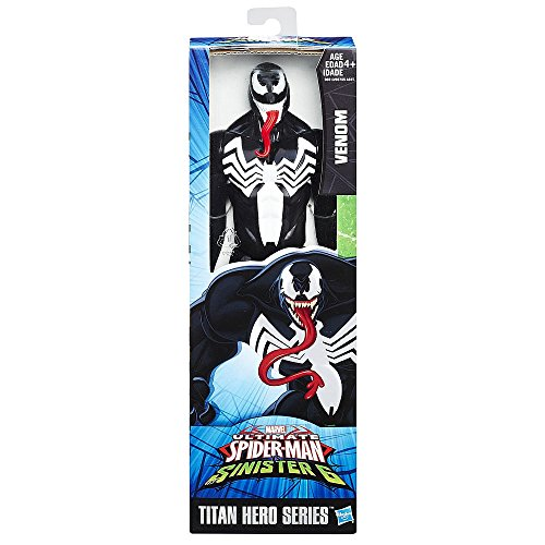 VENOM 30CM marvel 2016 ultimate spider man vs sinister 6 hasbro B5755 spiderman
