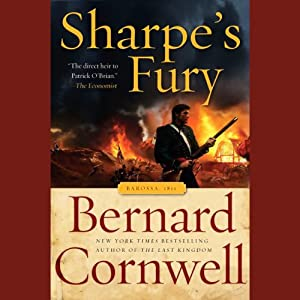 Sharpe's Fury: Book XI of the Sharpe Series | [Bernard Cornwell]