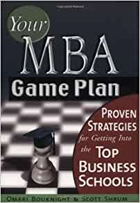 Quick mba business plan