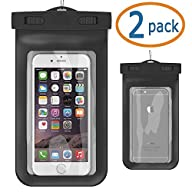 Waterproof Case, 2-pack Acatim Univer…