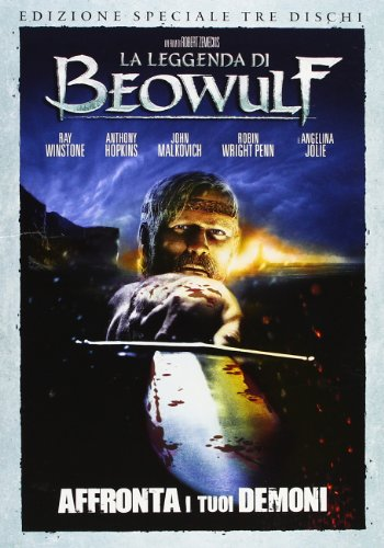 La leggenda di Beowulf (edizione speciale) (copia digitale) [3 DVDs] [IT Import]
