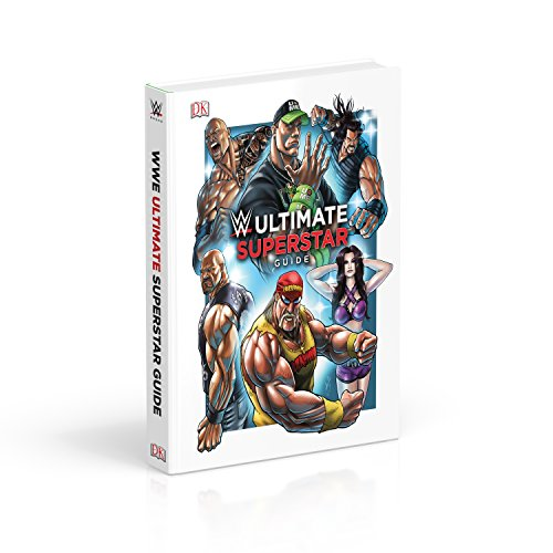 WWE Ultimate Superstar Guide, by Steve Pantaleo
