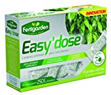 Engrais Easy'dose Plantes vertes et Plantes d'intérieur - 50 sachets monodoses hydrosolubles