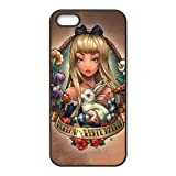 Disney Princess Design TPU Cover For Iphone 5/5s
