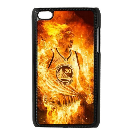 Custom Stephen Curry Basketball Series Case for ipod Touch 4 JNIPOD4-1283