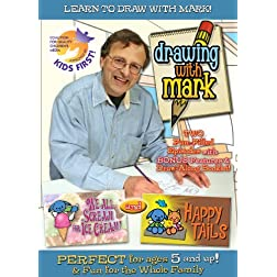 Drawing With Mark: We All Scream for Ice Cream