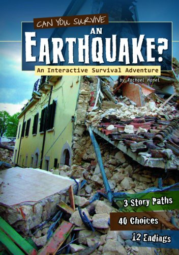 Can You Survive an Earthquake?: An Interactive Survival Adventure (You Choose: Survival) (Can You Survive compare prices)