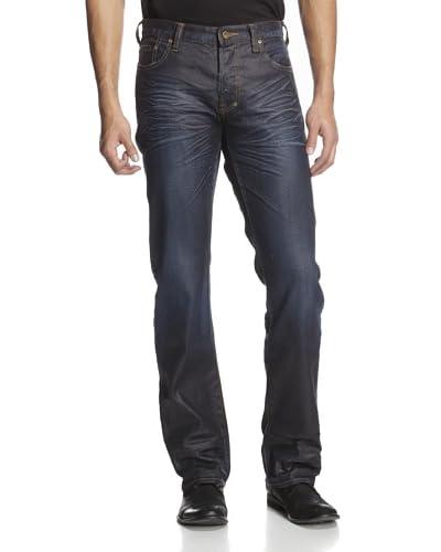 PRPS Men's Barracuda Straight Leg Resin Jean