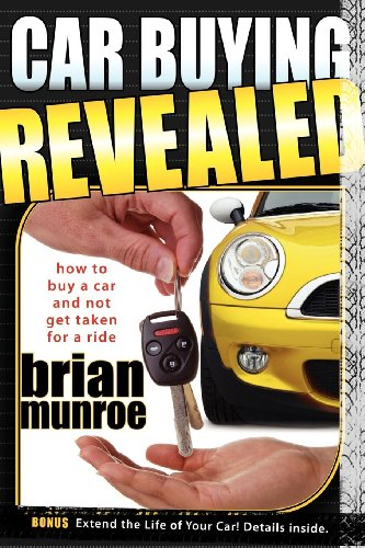 Brian Munroe - Car Buying Revealed