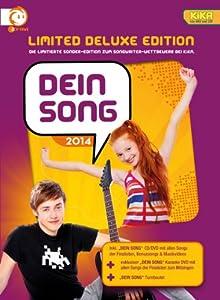 Dein Song 2014 (Limited Deluxe Edition / exklusiv bei Amazon.de)