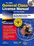 General Class License Manual (Softcover) (Arrl General Class License Manual for the Radio Amateur)