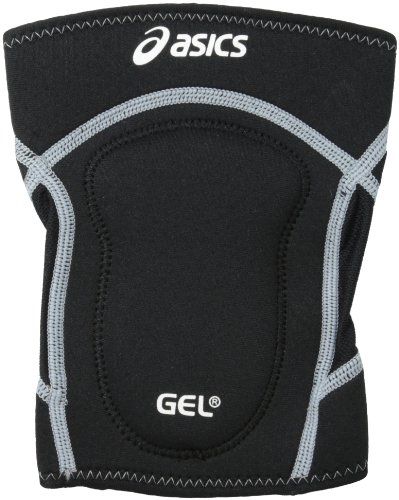 Asics Gel Ii Wrestling Knee Sleeve (Black), Large