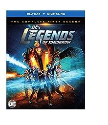 DC\'s Legends of Tomorrow: Season 1 [Blu-ray]