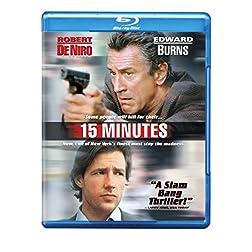 15 Minutes [Blu-ray]