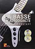 Tauzin Bruno La Basse En Autodidacte Niveau Debutant Bk/Cd/Dvd