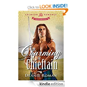 Charming the Chieftain (Crimson Romance)