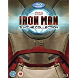 Iron Man 3 Movie Collection: Iron Man / Iron Man 2 / Iron Man 3 [Blu-ray]