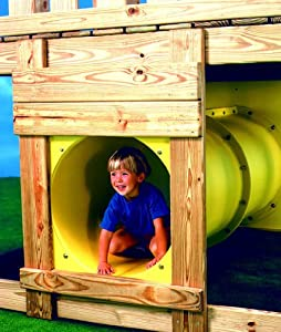 Tower Tunnel by Swing Set Stuff Inc.