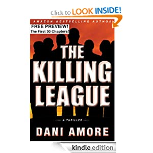 The Killing League - Free Preview: The First 30 Chapters
