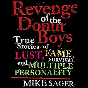 Revenge of the Donut Boys Audiobook