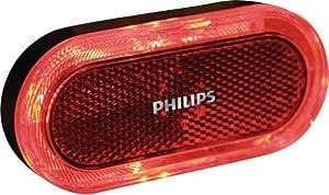 Philips SafeRide LED Fahrradrücklicht LumiRing Dynamobetrieben, 35141528