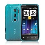 【KDDI】HTC EVO 3D ISW12HT 専用TPUシリコンケース ダイアモンド柄