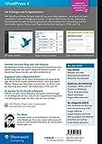 Image de WordPress 4: Das umfassende Handbuch. Vom Einstieg in WordPress 4 bis hin zu fortgeschrittenen Theme