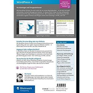 WordPress 4: Das umfassende Handbuch. Vom Einstieg in WordPress 4 bis hin zu fortgeschrittenen Theme