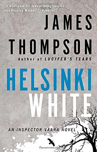 Helsinki White (Inspector Vaara Novels)