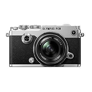 OLYMPUS ミラーレス一眼 PEN-F 12mm F2.0LK SLV