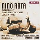 Rota: Sinfonie 3/Concerto Soir�e