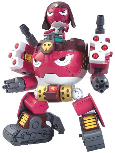 1 X Keroro Gunso Plamo Collection 17 Giroro Robo Mk. II