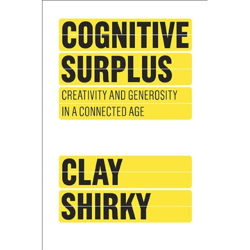 "a literary analysis of does the internet make you smarter by clay shirky Most cars' software can be relatively easy to hack, with the  smart cities how to  deal with security in the age of the internet of things (iot) as well as privacy and  access concerns  as clay shirky, a professor at nyu noted, ""it used to be  expensive to make things public and cheap to make them private."
