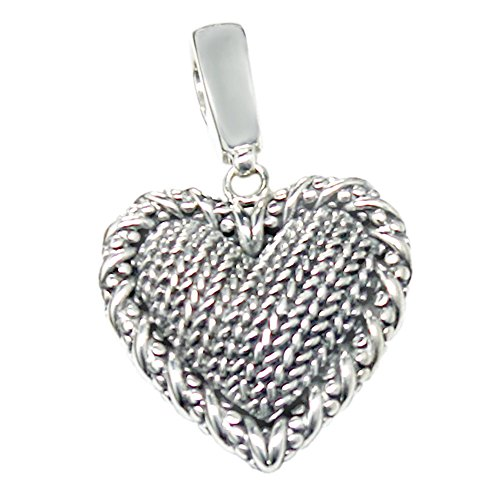 1974-artisan-crafted-greenwood-collection-sterling-silver-herringbone-heart-pendant-1-3-4