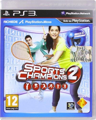 SONY GIOCO SPORTS CHAMPIONS 2 (MOVE) PS3 (Sport Champions 2 Ps3 compare prices)