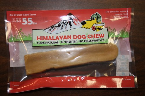 Himalayan Dog Chew, Large 3.5 Oz. Protein, Carbohydrates, Calcium, Milk Pet Supplies / Shops