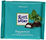 Ritter Sport Peppermint 100 g (Pack of 8)