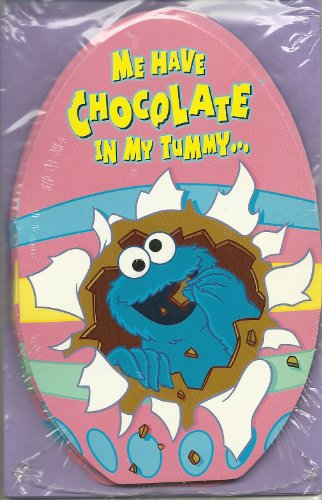 Carlton Cards Cookie Monster Easter Cards 8 Cards