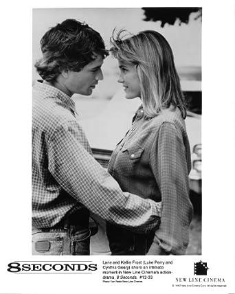 Luke Perry Cynthia Geary Original 8x10 glossy photo F7728 at Amazon's
