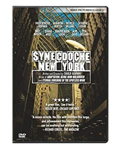 "Cover of ""Synecdoche New York"""