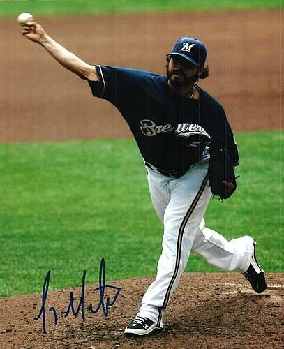 sergio-mitre-autographed-8x10-photo-milwaukee-brewers-authentic-signed-mlb-baseball-photos