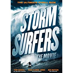Storm Surfers, The Movie DVD